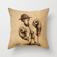 #17 Throw Pillow