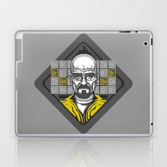Contents Under Pressure Laptop & iPad Skin