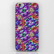 Honeycomb 2 A iPhone & iPod Skin