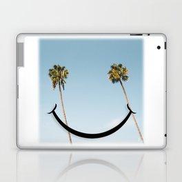 Smiley Face Palms Laptop & iPad Skin