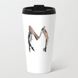 M Travel Mug