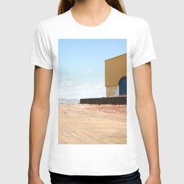 Building on Lanzarote T-shirt