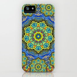 Water Lotus iPhone Case