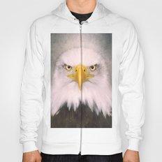 Portrait of an Eagle Hoody