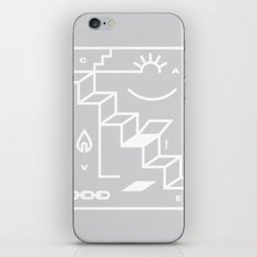 The Cave iPhone & iPod Skin