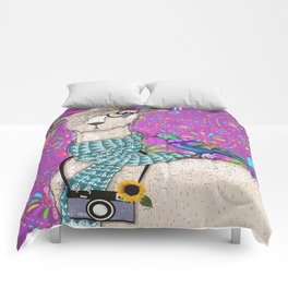 Country Ducks Comforters