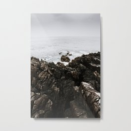 Heart of Sea! Metal Print