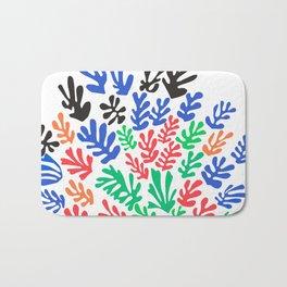Henri Matisse, Cut Out Colored Papers 1953 Artwork for Wall Art, Prints, Posters, Tshirts, Men, Women, Kids Bath Mat