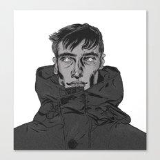 Shields Canvas Print
