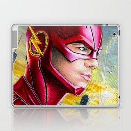 Barry Allan-THE FLASH Laptop & iPad Skin