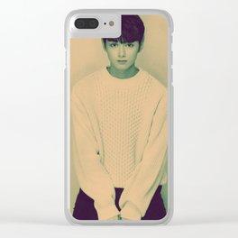 Jun Elf Clear iPhone Case