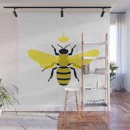 Queen Bee Wall Mural