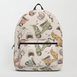 Scoot Scoot Backpack