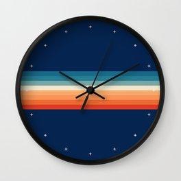 Vintage T-shirt No1 Wall Clock