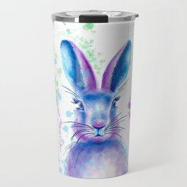 Messy Bunny Travel Mug