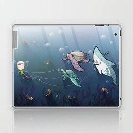 Looking for new friends Laptop & iPad Skin