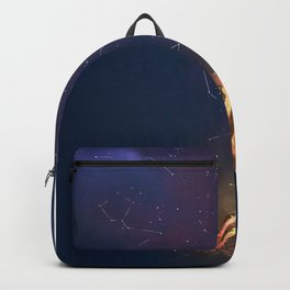 Campfire of Constellations Backpack