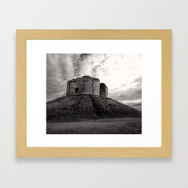 Clifford's Tower Framed Art Print