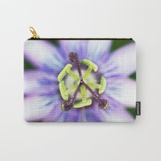 Peace Flower Carry-All Pouch