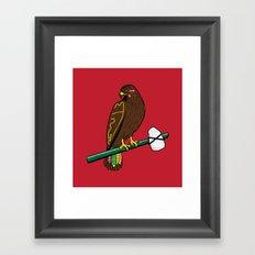 Blackhawk II Framed Art Print