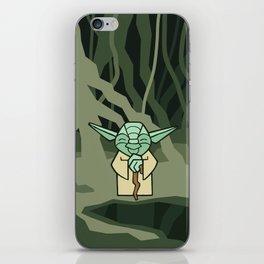 EP5 : Yoda iPhone Skin