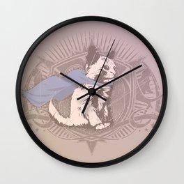 Fearless Creature: Kit Wall Clock