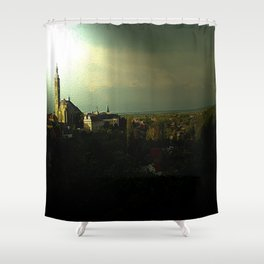 Kutna Hora Shower Curtain