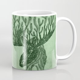 Moose-fir Coffee Mug
