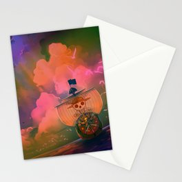 The Ship of Pirates V.2 Stationery Cards