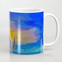 howl Mugs featuring Howl Mystic by BohemianBound