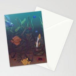 Acuario Stationery Cards