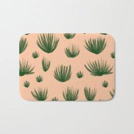 Organ Pipe Cactus: Creamsicle Bath Mat