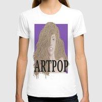artpop T-shirts featuring ArtPOP. by A.S.M Designs