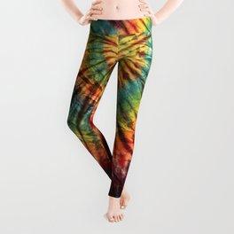 Tie Dye 19 Leggings