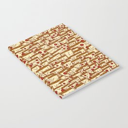 TONS OF SEAMLESS PIZZA Notebook