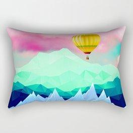 LETS GET HIGH Rectangular Pillow