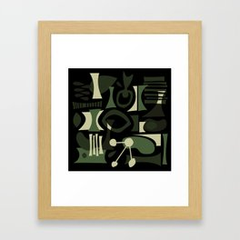 Kilauea Framed Art Print