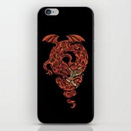 Firefighter iPhone Skin