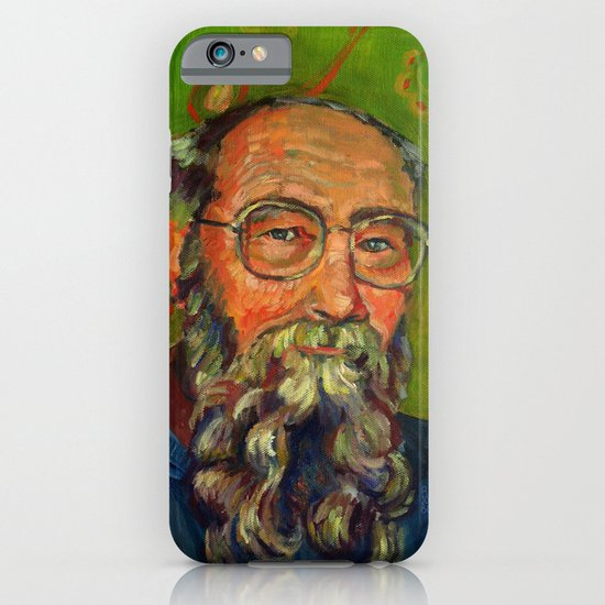 David K Lewis iPhone & iPod Case