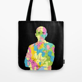 Change - color blobs Tote Bag