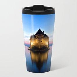 The Swiss Castle Travel Mug