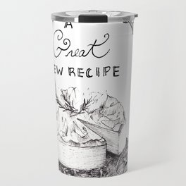 A great new recipe in my repertoire. By Sarah Clement Travel Mug