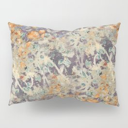 Tea Print Pillow Sham