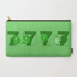 Scared Number! Carry-All Pouch