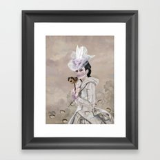 The Chattel Framed Art Print