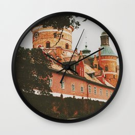 Gripsholm Castle  Wall Clock