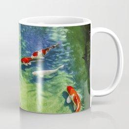 Fish watercolor IV Coffee Mug