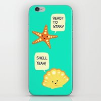 motivational iPhone & iPod Skins featuring Motivational Beach! by AnishaCreations