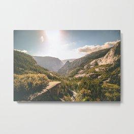 YosemiteVibes Metal Print