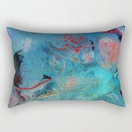 Dinnerparty abstract Rectangular Pillow